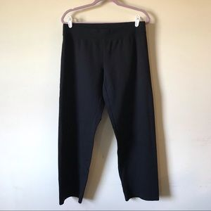 Eileen Fisher || Pull-On Ponte Stretch Pant Size M